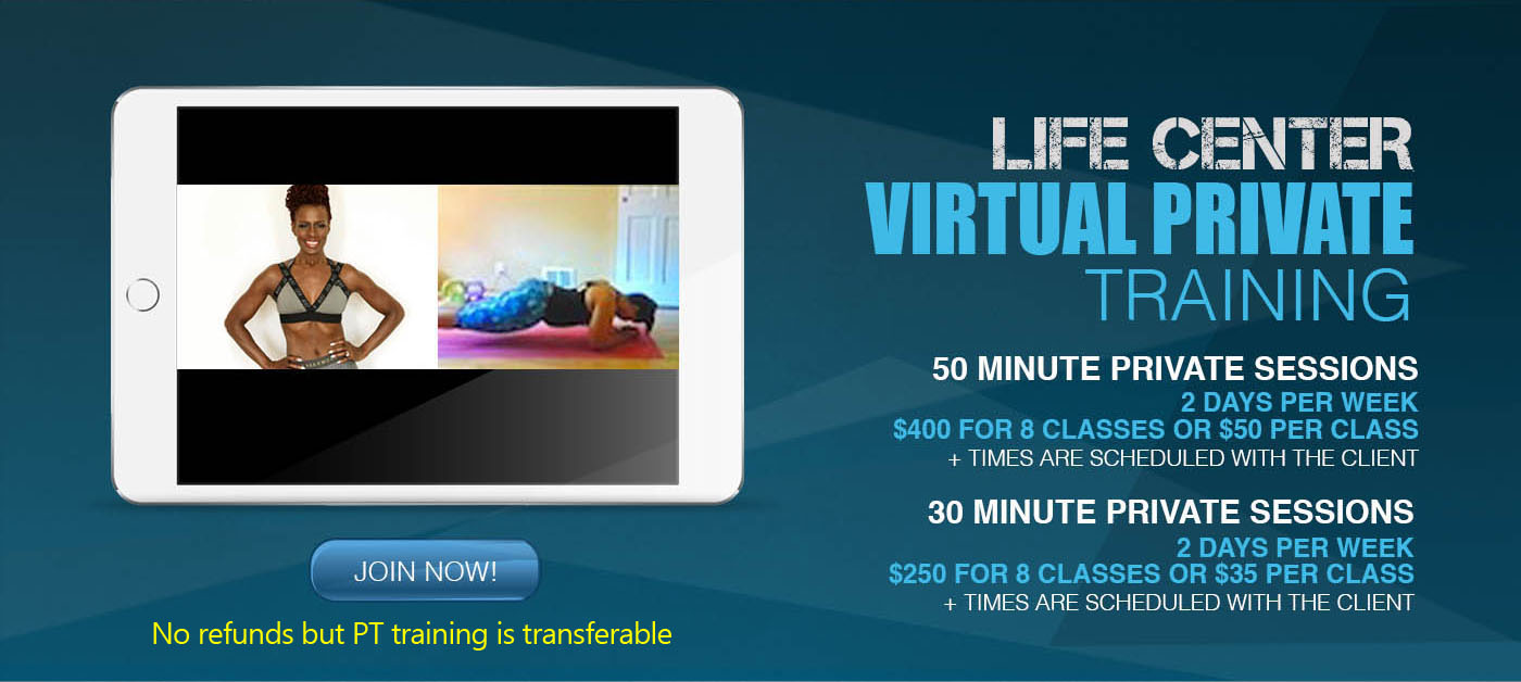 Virtual Private Training